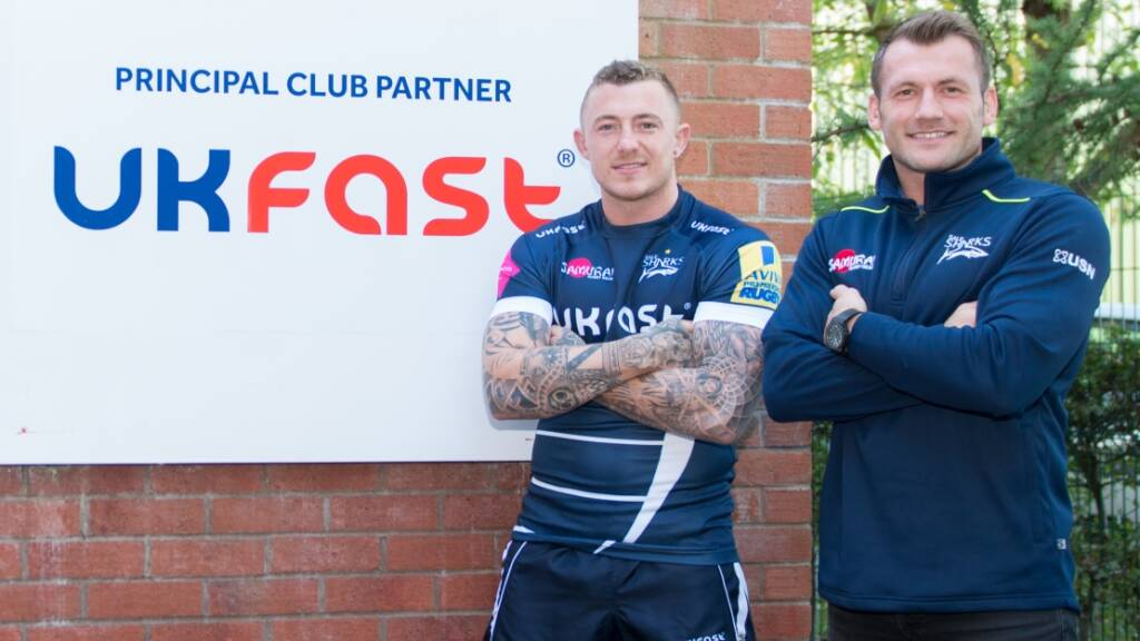 Josh Charnley aiming high ahead of Sale Sharks debut