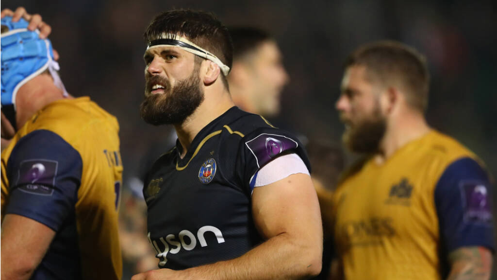 Six starting debuts in line-up for Bath Rugby