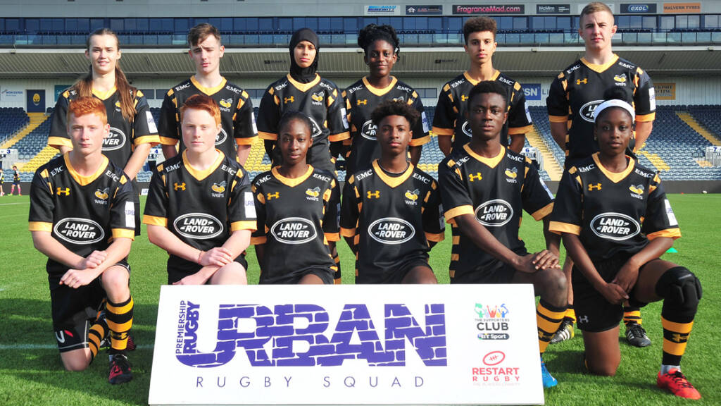 Wasps' Urban Rugby Squad reach National Festival Final