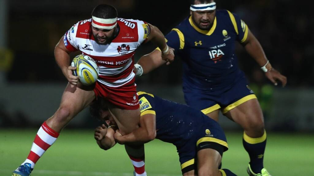 Cameron Orr relishing Gloucester Rugby challenge so far