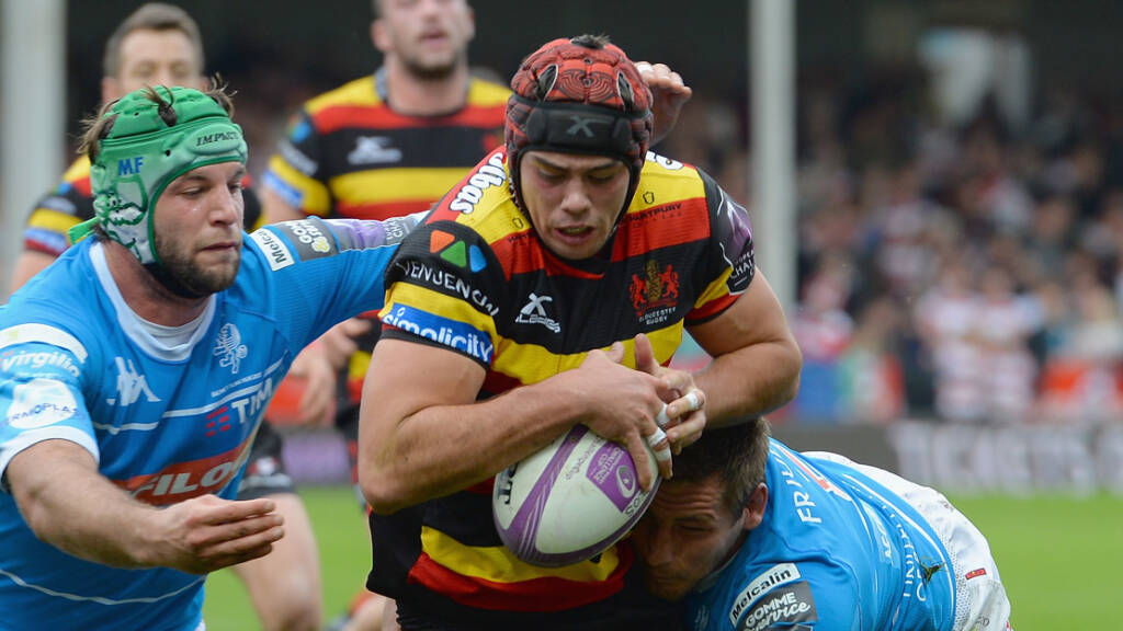 Gloucester's youngsters get chance to shine against Saracens in Anglo-Welsh Cup