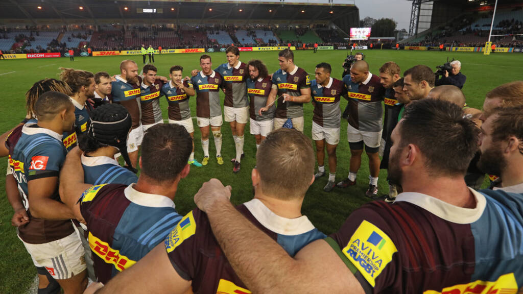 Harlequins invest in the future of American rugby