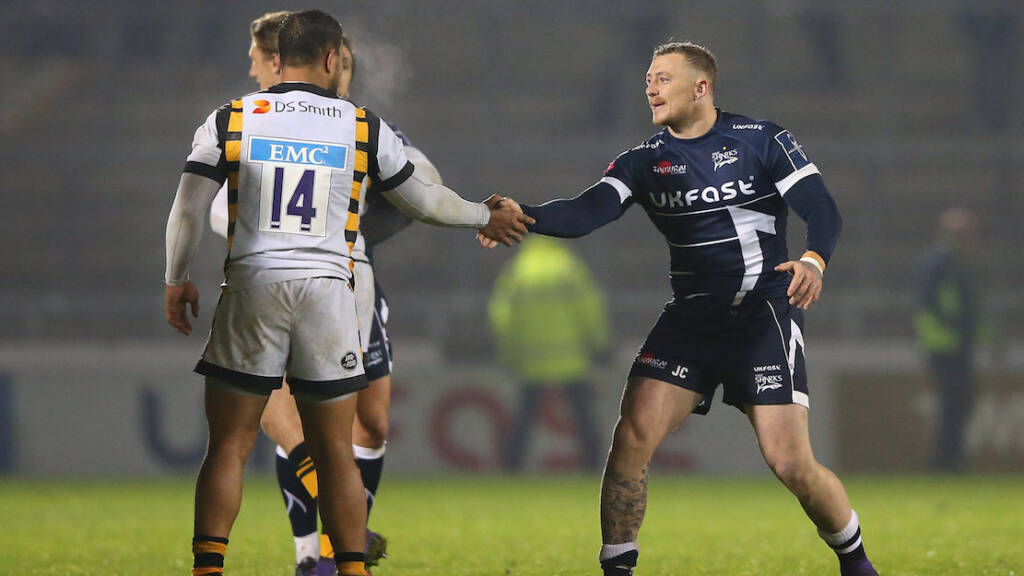 Match Reaction: Sale Sharks 17 Wasps 13