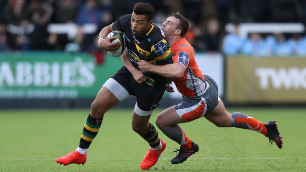 Match Report: Newcastle Falcons 16 Northampton Saints 24
