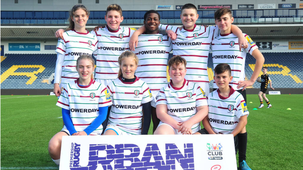 London Irish's Urban Rugby Squad makes national festival semi-finals
