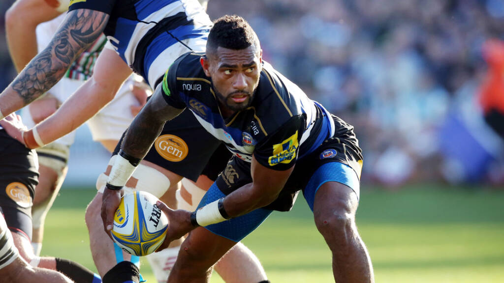 Exeter Chiefs sign Fijian flyer Niko Matawalu from Bath Rugby