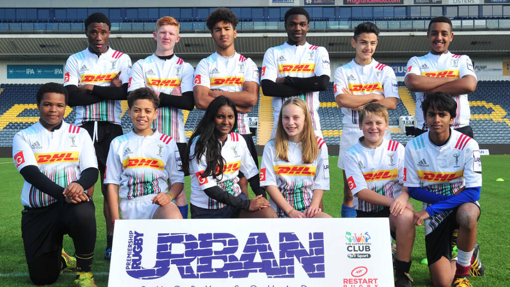 Harlequins' Urban Rugby Squad reaches national festival final