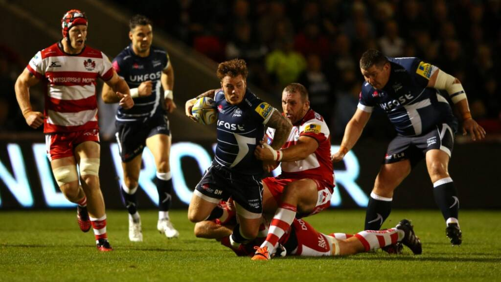 Dan Mugford confident youthful Sale Sharks can yield Anglo-Welsh glory