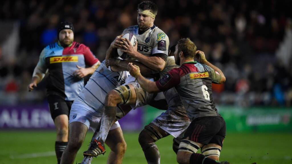 James Down and Cardiff Blues hoping to repeat past Anglo-Welsh heroics