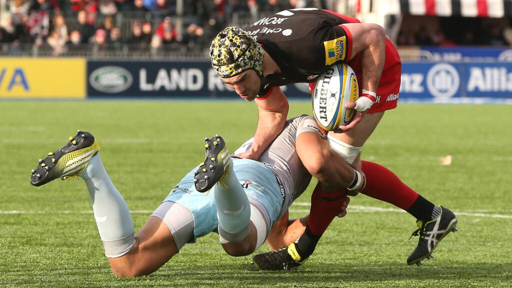 Saracens name side to face Falcons in Anglo-Welsh Cup