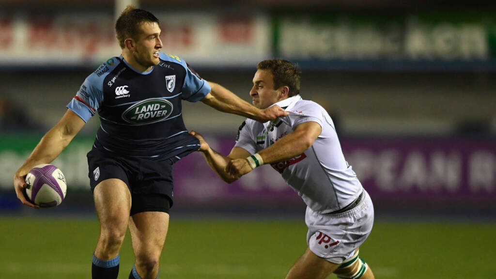 Garyn Smith captains youthful Cardiff Blues at Exeter Chiefs