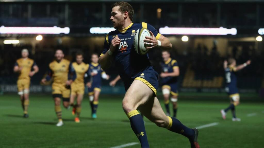Max Stelling excited for Sam Lewis' Warriors return