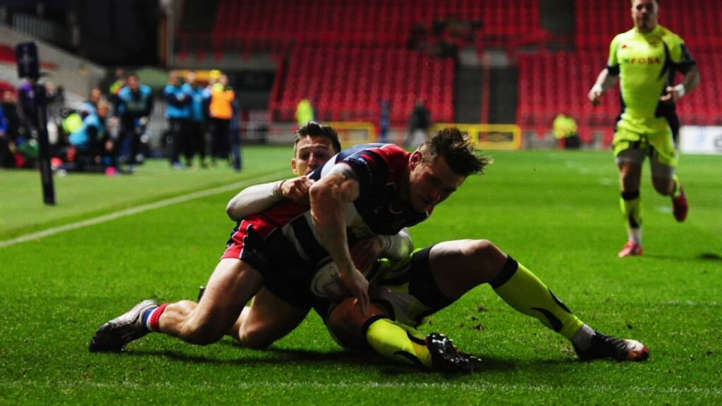 Match Report: Bristol Rugby 26 Sale Sharks 11