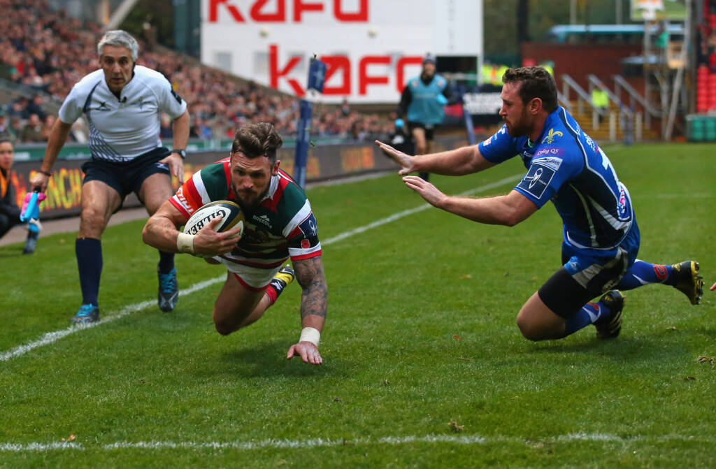 Match Report: Leicester Tigers 42 Newport Gwent Dragons 3