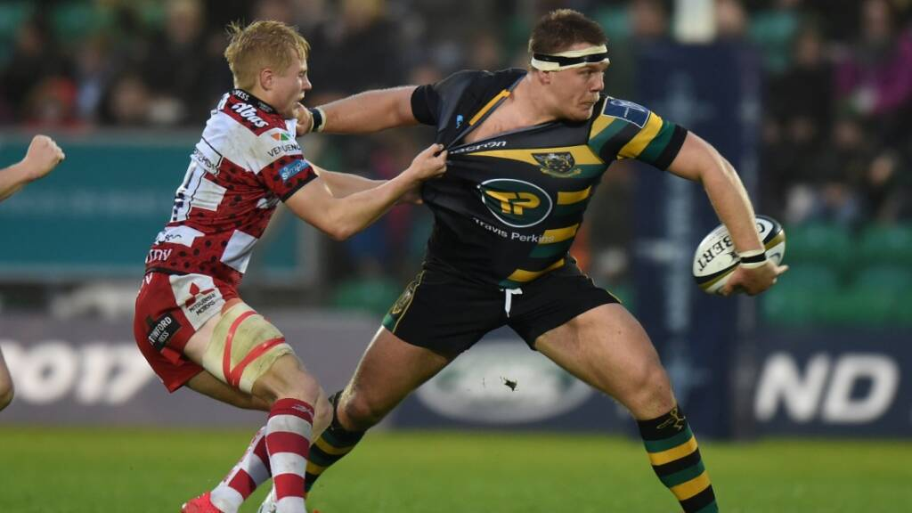 Match Report: Northampton Saints 19 Gloucester Rugby 13