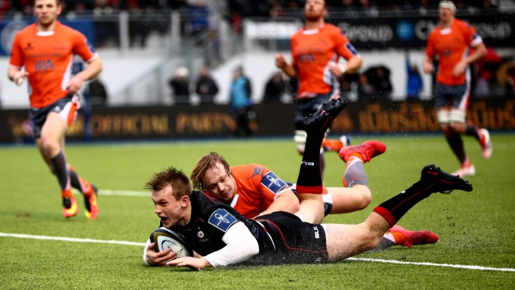 Match Reaction: Saracens 29 Newcastle Falcons 18