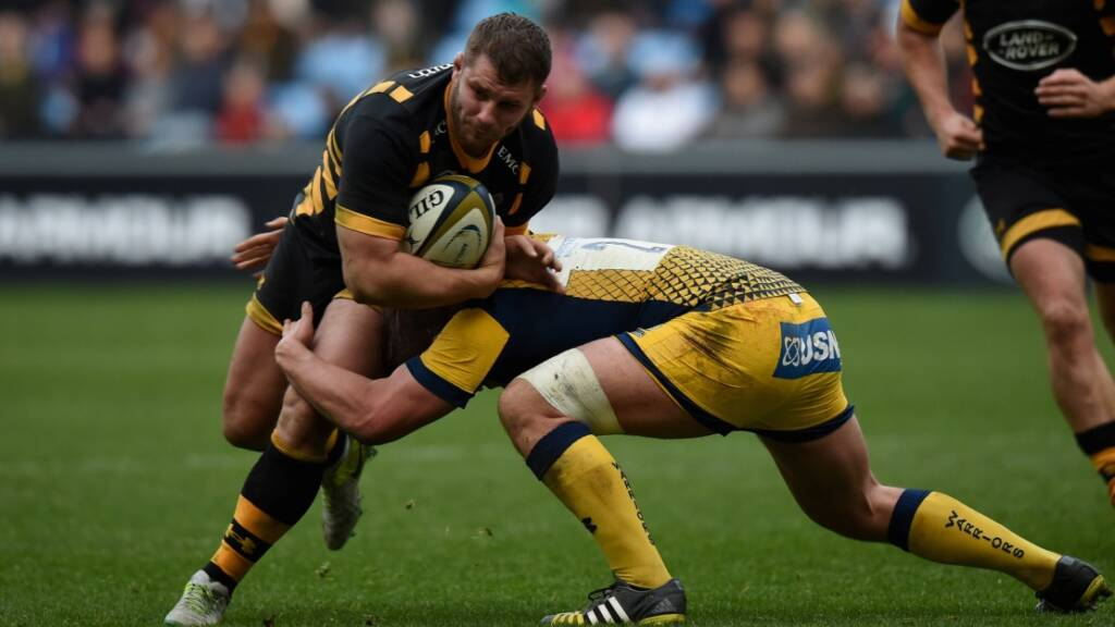 Match Report: Wasps 62 Worcester Warriors 10