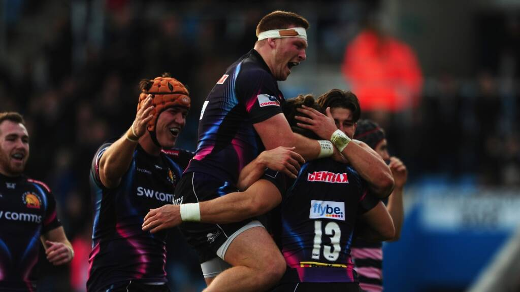 Match Report: Exeter Chiefs 62 Cardiff Blues 25