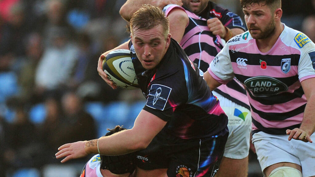 Dream start for Billy Keast at Exeter Chiefs