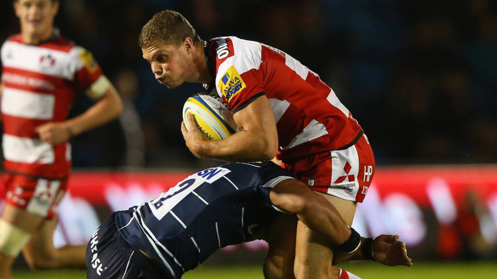 Henry Purdy latest to sign for Gloucester Rugby