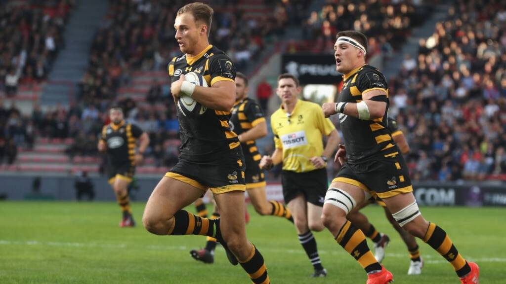 Josh Bassett: Wasps have strength in depth to cope this autumn