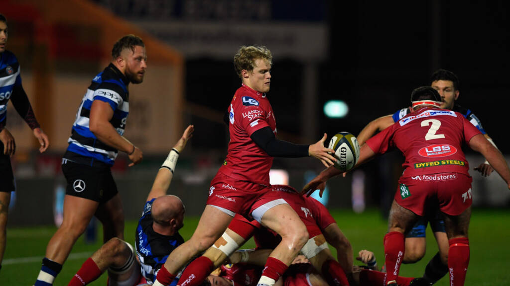 More young players given opportunity to shine in Anglo-Welsh Cup clash