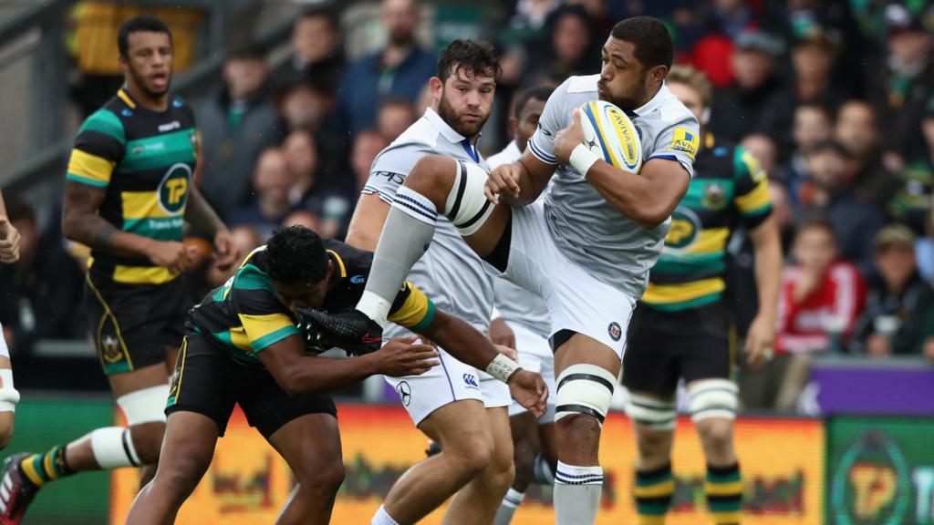 Clark and Faletau back for Bath Rugby