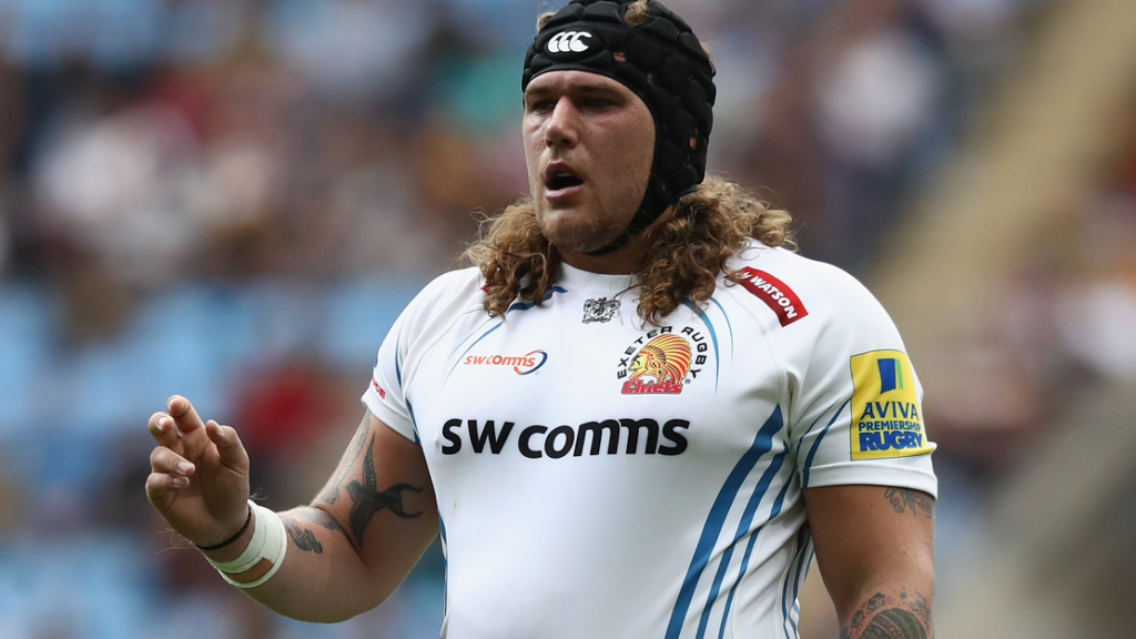 Harry Williams expects response from Exeter Chiefs