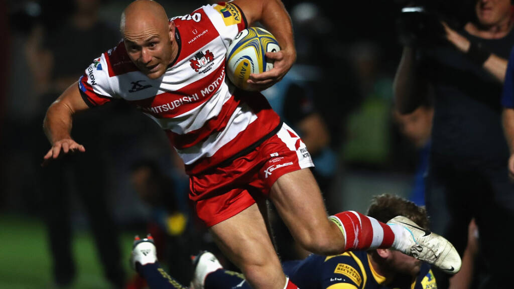 Scrum half Willi Heinz agrees new deal with Gloucester Rugby