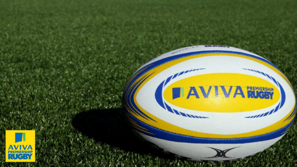 Aviva Premiership ball