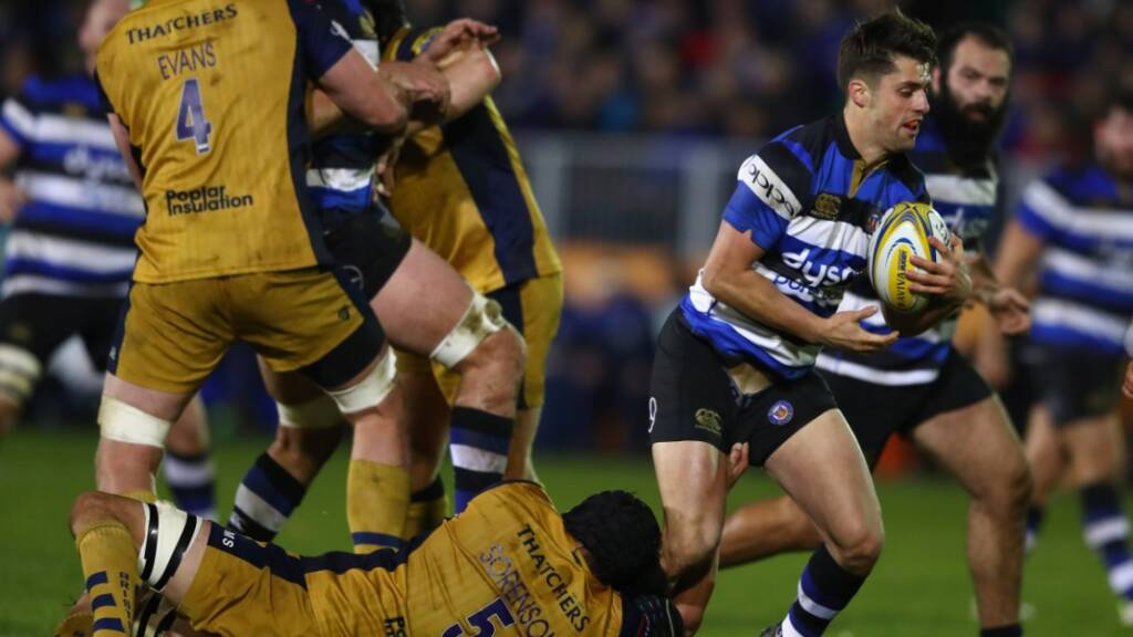 Match Report: Bath Rugby 16 Bristol Rugby 9