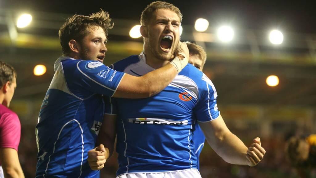 Match Report: Newport Gwent Dragons 36 Scarlets 21