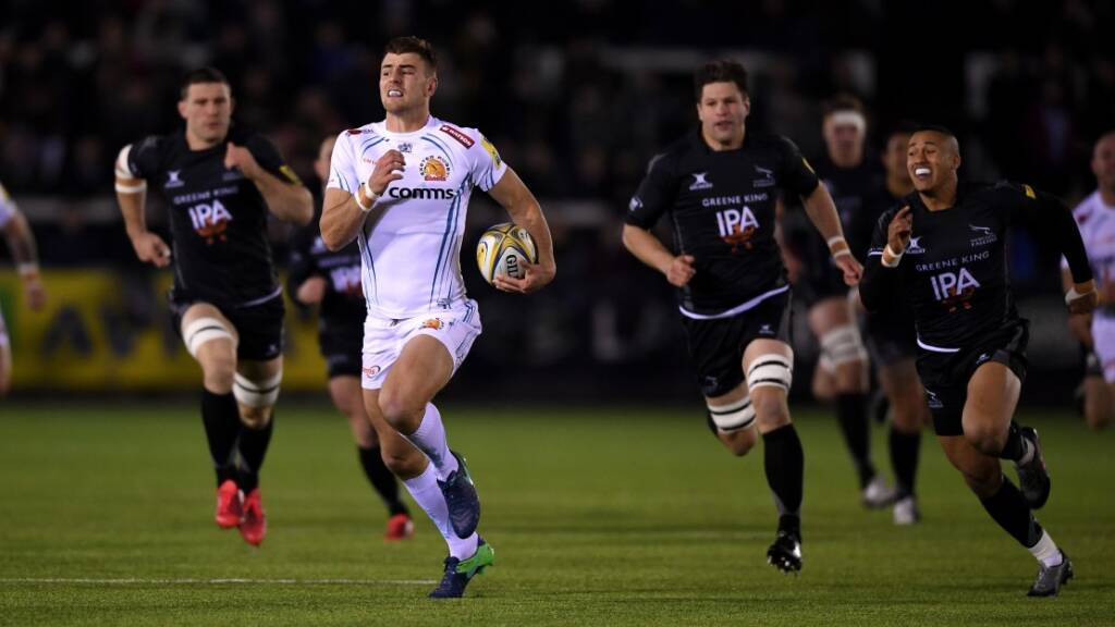 Match Reaction: Newcastle Falcons 19 Exeter Chiefs 32