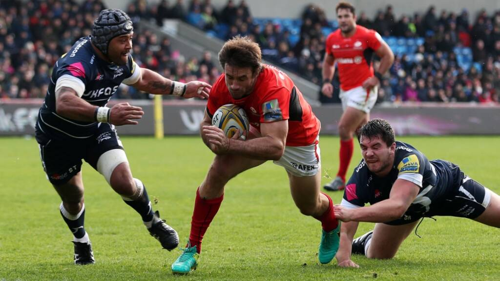 Match Report: Sale Sharks 13-28 Saracens
