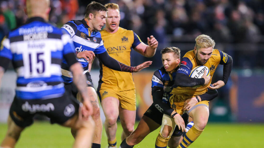 Bristol Rugby step up the support for Movember