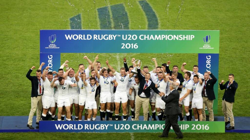 England U20 Announce Six Nations Fixtures in Exeter, Darlington and Northampton
