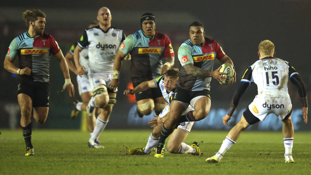 Preview: Harlequins v Bath Rugby