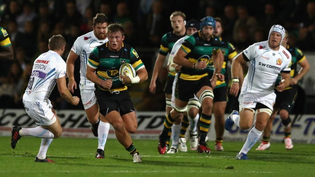 Alex Waller desperate for Northampton Saints to kick on