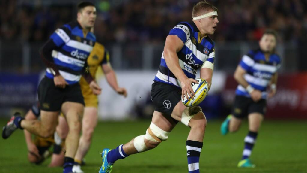 Tom Ellis thrilled for Bath Rugby clubmate Charlie Ewels after England success