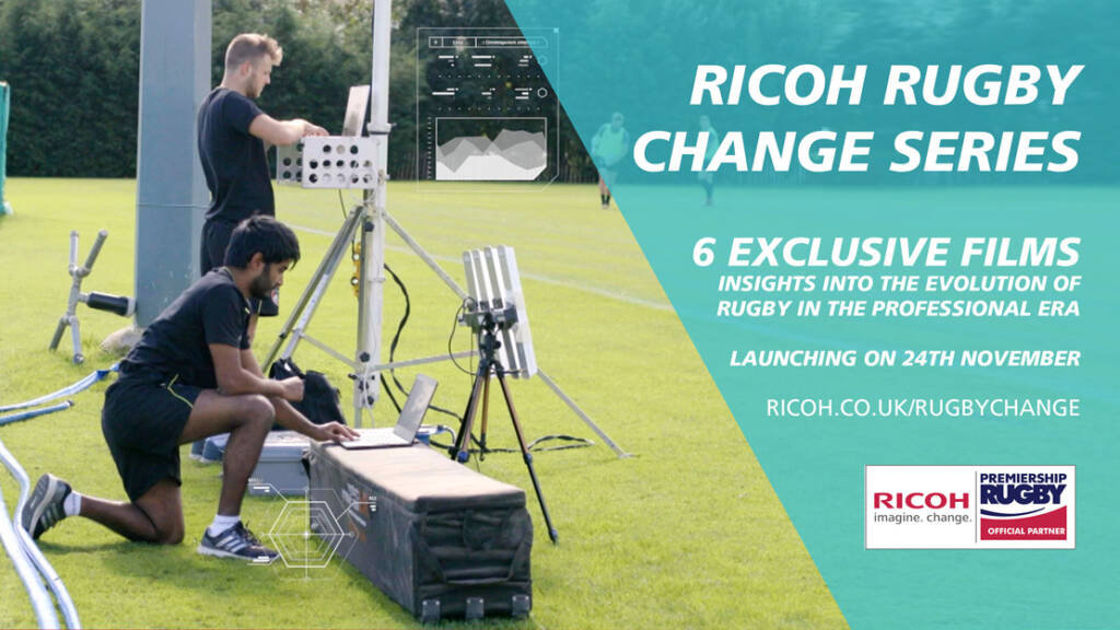 Ricoh Rugby Change Series analyses key trends and changes shaping the modern game
