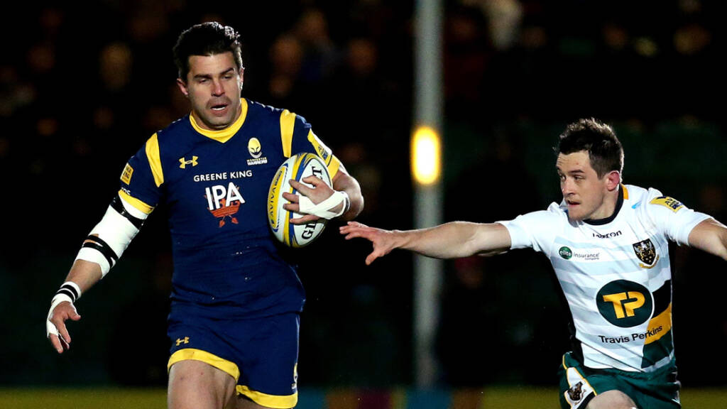 You can help Worcester Warriors support Movember