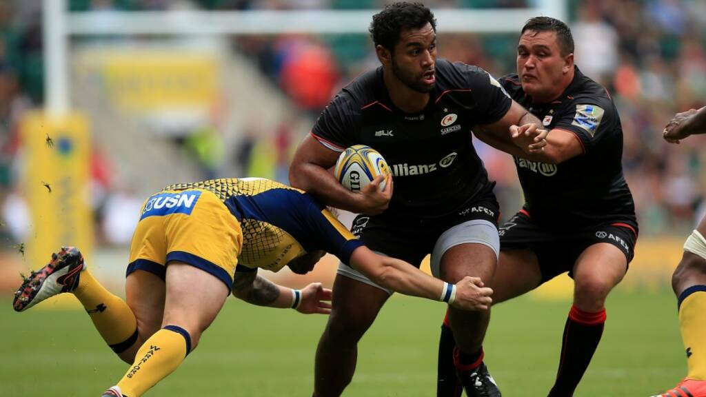 Billy Vunipola out with injury as England prepare for Australia