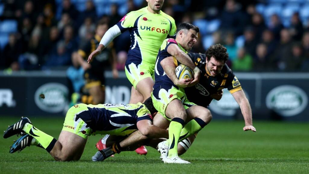 Match Reaction: Wasps 34 Sale Sharks 24