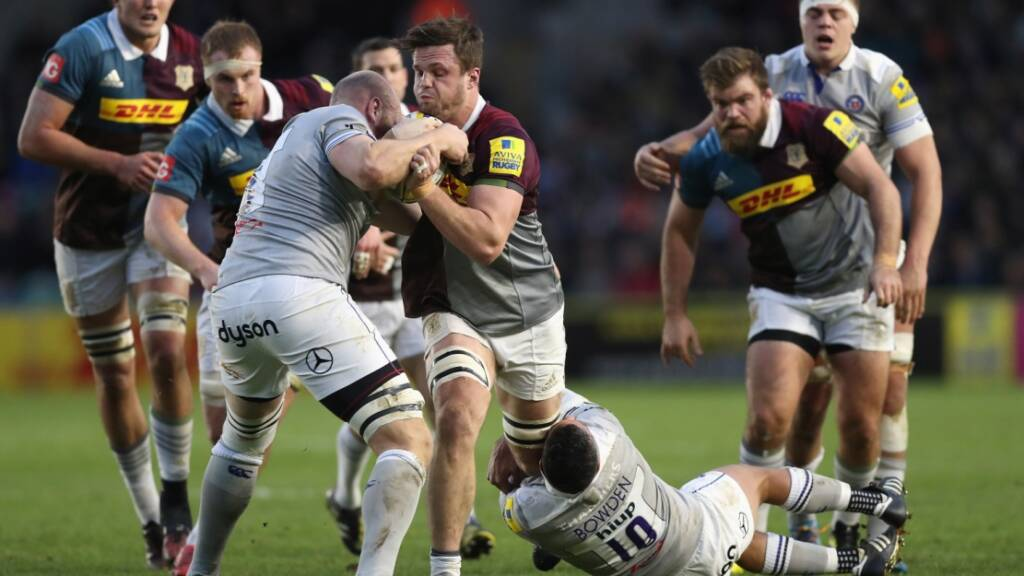 Match Reaction: Harlequins 21 Bath Rugby 20