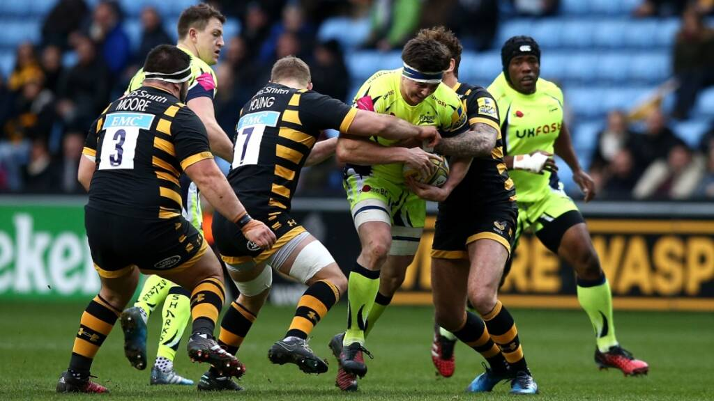 Sale Sharks pair Tom & Ben Curry join exclusive Premiership Rugby club