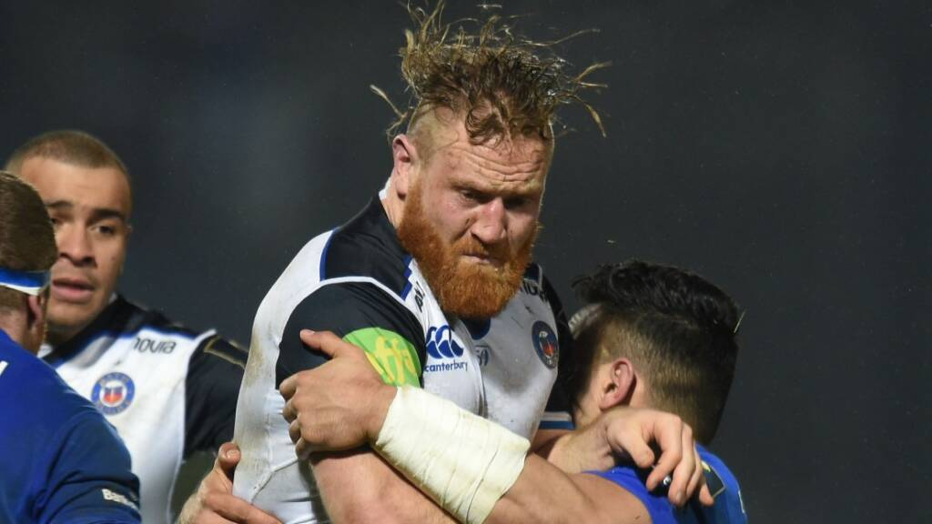 Batty: Bath Rugby aiming to take Saracens on up front