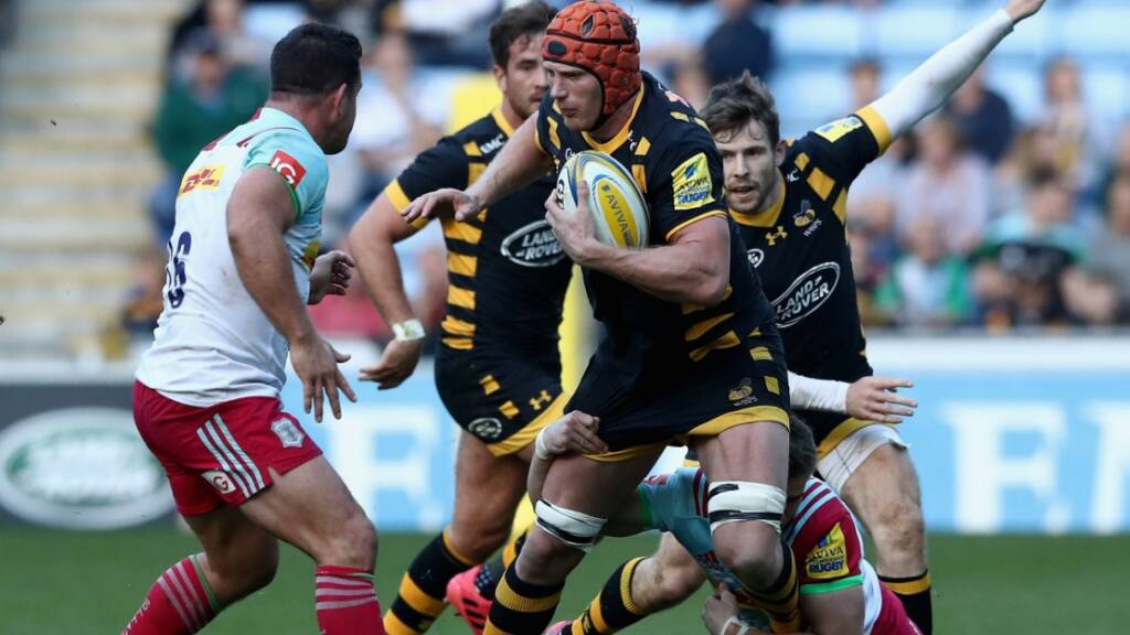 Wasps' Kearnan Myall prepared for 'dangerous' Worcester Warriors