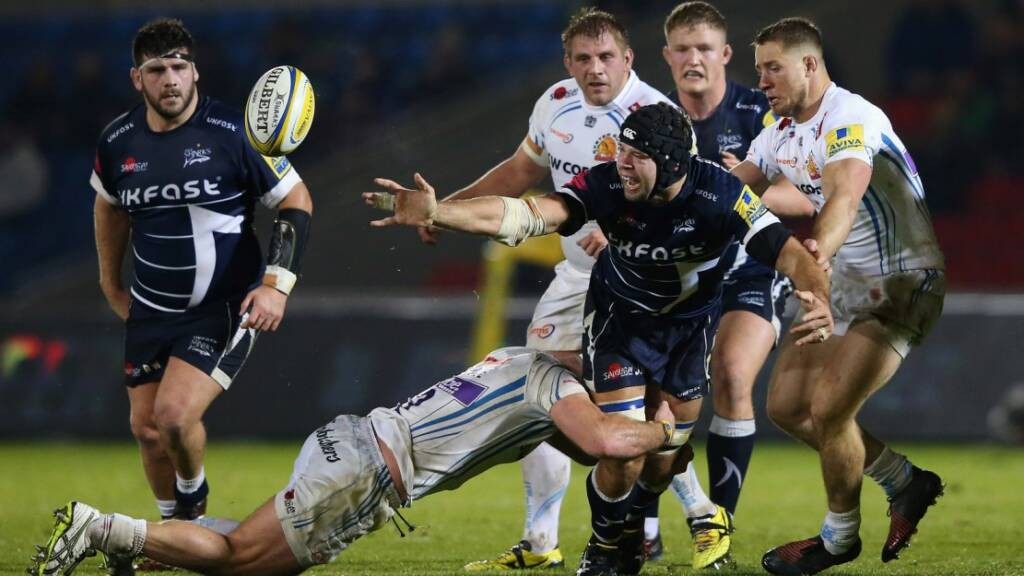 Match Report: Sale Sharks 3 Exeter Chiefs 21