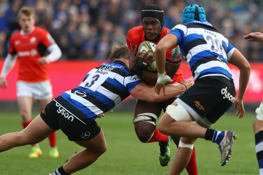 Match Report: Bath Rugby 14 Saracens 11