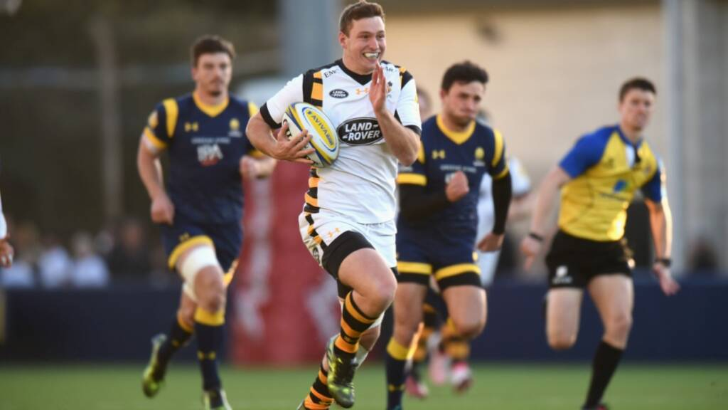 Match Report: Worcester Warriors 12 Wasps 26